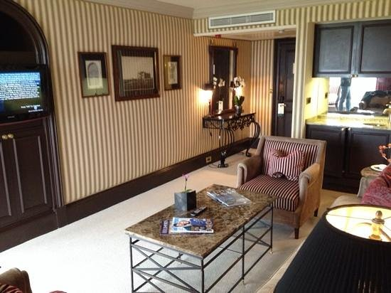 Old Course Hotel, Golf Resort & Spa: Old Course Deluxe Suite