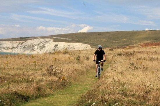 Ninham Country Holidays: Biking in the area