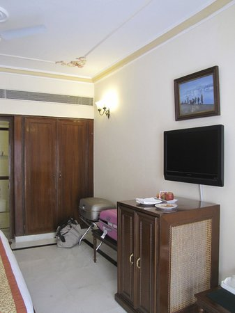Shiv Niwas Palace: minibar e armadi