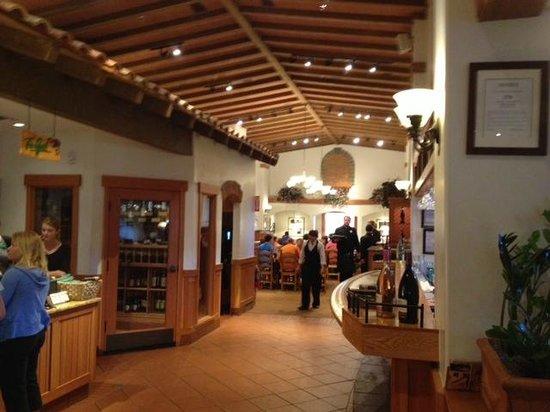 Olive garden inside picture of olive garden victor tripadvisor Olive garden italian restaurant new york ny