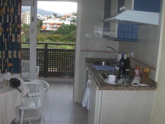 Apartments Pez Azul : Fra værelse