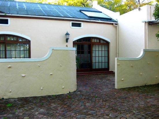 De Leeuwenhof Hotel/Guesthouse: room in the barn