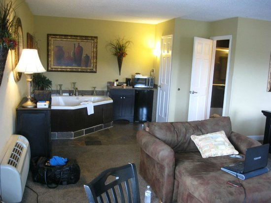 Quality Inn Interstate : suite
