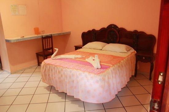 Margarita & Ed's Cabanas : chambre