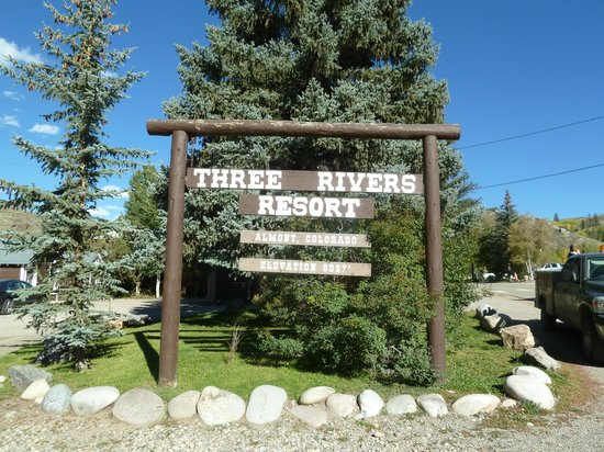 Three Rivers Resort, Almont, CO
