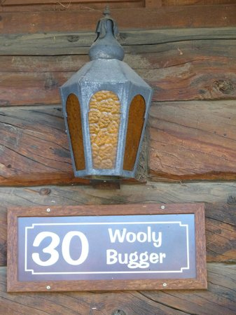 Three Rivers Resort: Cabin 30 - Wooly Bugger