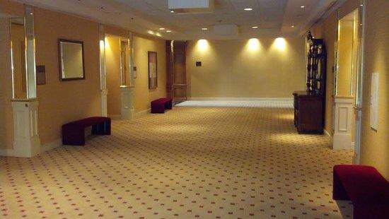 Radisson Atlanta Northwest : Foyer of Ballroom