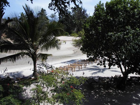 Chuini Zanzibar Beach Lodge: Strand