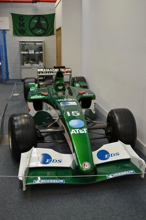 Coventry, UK: Jaguar F1