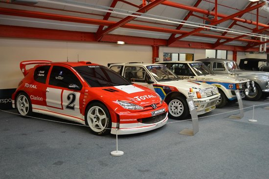 Coventry, UK: Rally Cars