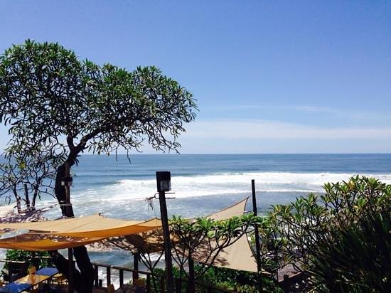 Cafe Sunzal: sunzal view