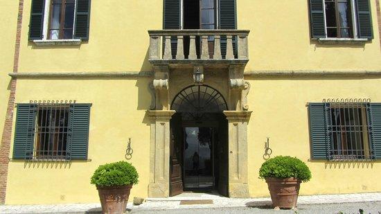 Villa Poggiano: cute balcony