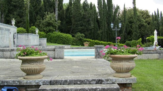 Villa Poggiano: beautiful pool
