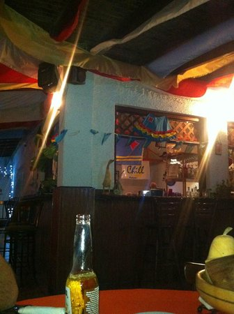 Kamini's Kitchen: Beautiful atmosphere