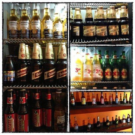 El Chibiski del Chilito: Cervezas mexicanas