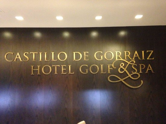 Castillo Gorraiz Hotel Golf & Spa: Beautiful!!