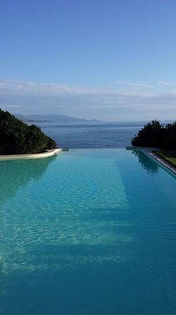 Hotel Punta Negra : infinity pool