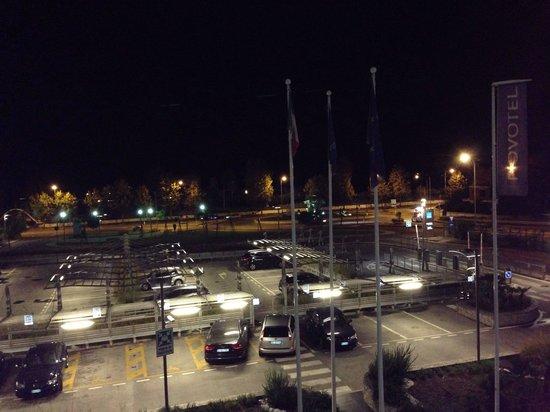 Novotel Salerno Est Arechi: Vista mare mmm
