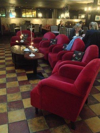 Original Sokos Hotel Olympia Garden: Dining area