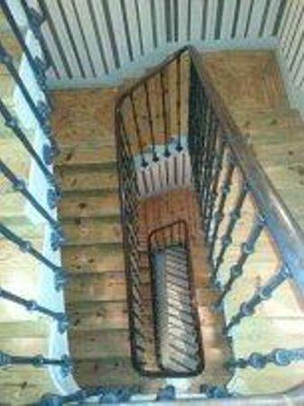 Hotel Meninas - Boutique Hotel : escaleras