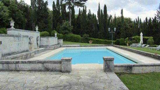 Villa Poggiano: beautiful pool
