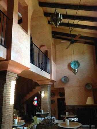 Hotel  Alavera de los Baños: Lobby