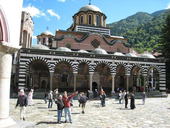 BEST WESTERN PREMIER Thracia Hotel : Rila Monastery