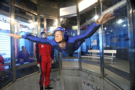 iFLY - West State Road 84, Davie, Florida - Rated based on Reviews