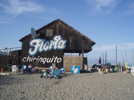 Manilva, Spain: Chiringuito Floria