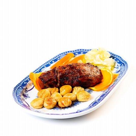 Restaurante Tipico D. Roberto: Lombinho de porco bísaro com castanhas