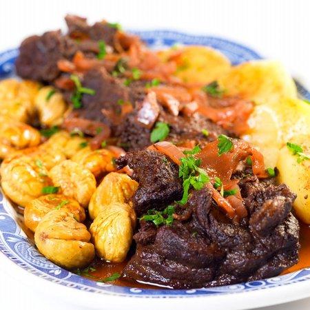 Restaurante Tipico D. Roberto: Javali estufado