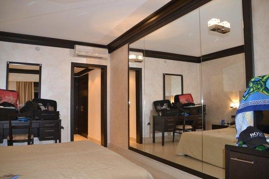 Mitsis Faliraki Beach Hotel & Spa: View of a room