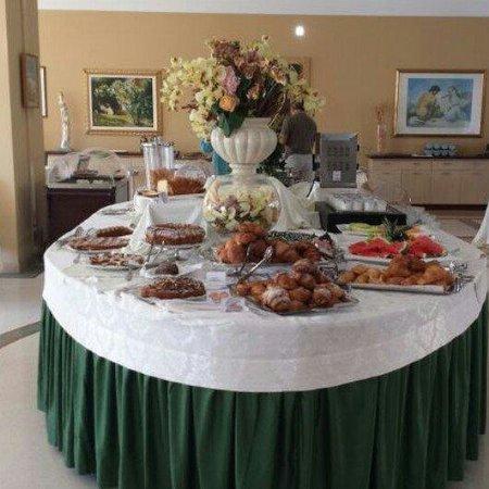 Hotel Vittoria Resort & Spa : Buffet Colazione ...10+