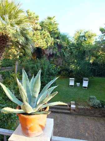 Ai Giardini di San Vitale: from our terrace
