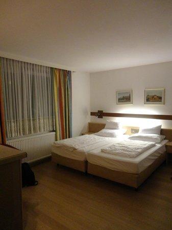 Hotel Reither: La camera