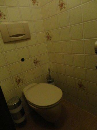 Hotel Reither: La toilette