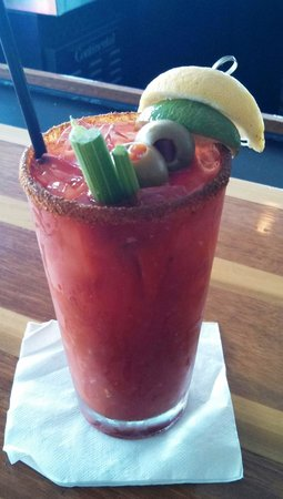 Schaefer's Canal House : Sunday $5 Bloody Mary