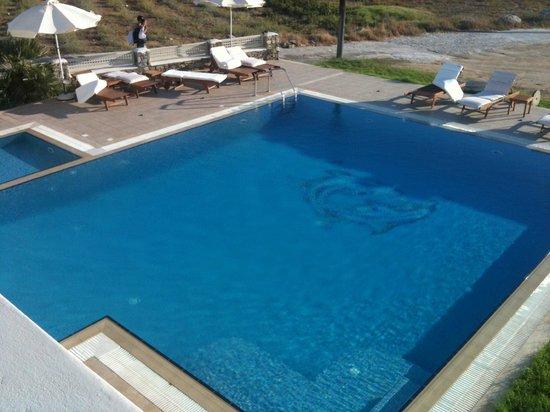 Perla Hotel: piscina