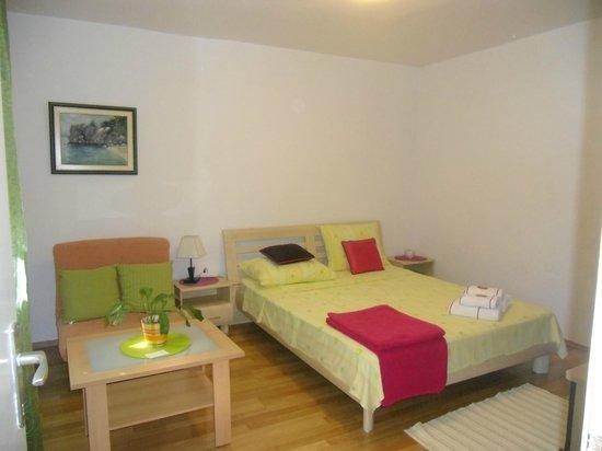 Apartments Gajeta : Bedroom
