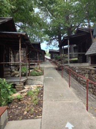 Har-Ber Village: part of tour