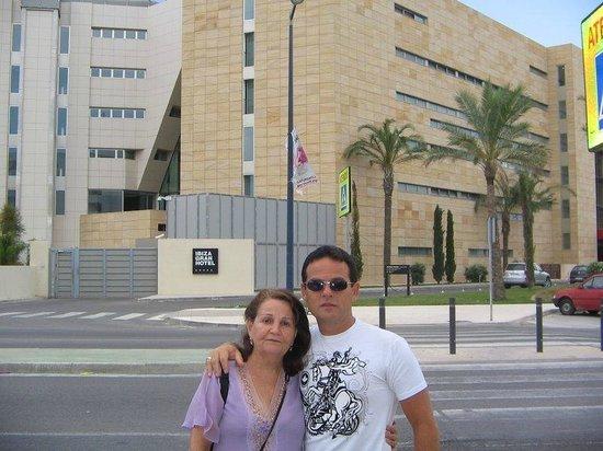 Ibiza Gran Hotel: Frente do Hotel