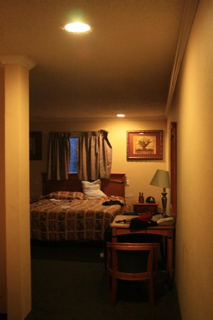 Bevonshire Lodge Motel: Vista 2