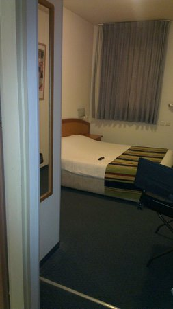 Nof Tavor Hotel : Schlafzimmer
