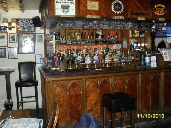Watermill Inn & Brewing Co: Posh Bar
