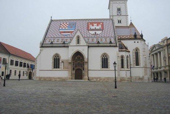 Zagreb Inside: Zagreb city Croatia