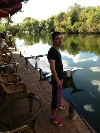 Kapim Hotel: muhtesem manzarada kahvalti