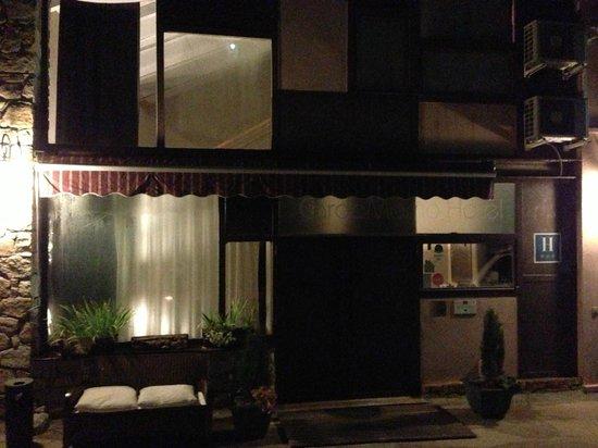 Hotel Cardamomo Siguenza: Entrada