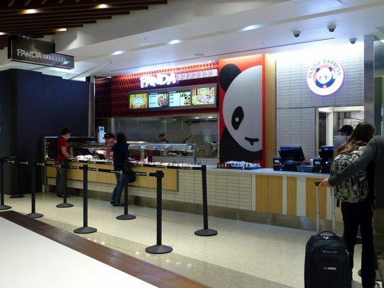 Panda Express at LAX