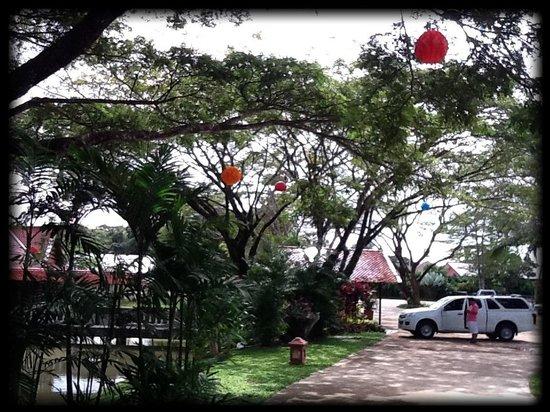 Kong Garden View Resort Chiang Rai: Garden