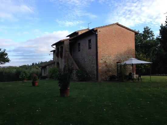 La Frateria di San Benedetto: The house